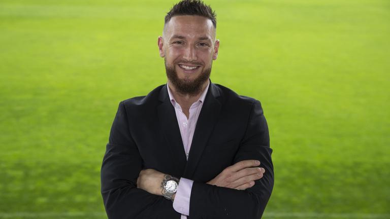 Shane Tusup: A magyar sport új szintre emelése a célom