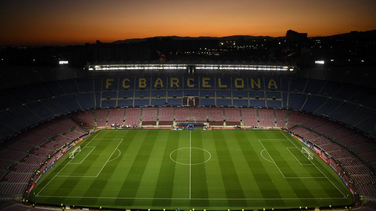 Zártkapus lesz a Barcelona-Ferencváros BL összecsapás