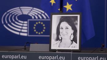 A meggyilkolt máltai újságírónőről nevezi el új díját az Európai Parlament