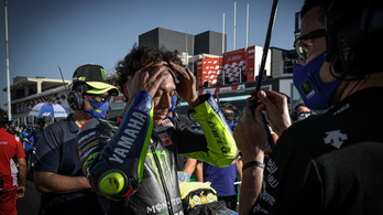 Rossi is elkapta a COVID-ot