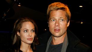 Brad Pitt ottalvós láthatási jogot akar kiharcolni magának