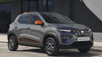 Bemutatkozott az első elektromos Dacia