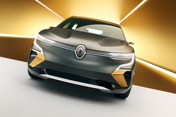 Ezzel verné a Renault a VW ID.3-at