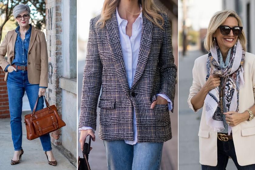 10 divatos, sokoldalú ruhadarab, amire minden 50 feletti nőnek szüksége van: elegánsak, és remekül variálhatók