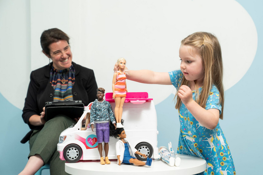 Mattel A babazas elonyei Dr Sarah Gerson