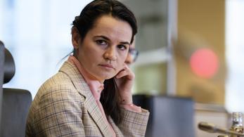 Körözést adtak ki Belaruszban Szvetlana Tyihanovszkaja ellen