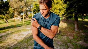 Fáj a vállad futás közben? Elmondjuk, miért