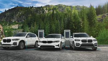 A BMW konnektoros hibridjei is tűzveszélyesek