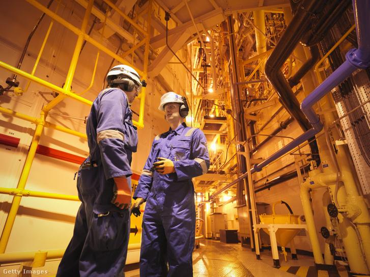 atomenergia & humán-menedzsment