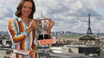 Három napig sokkos állapotban volt a Roland Garros női győztese