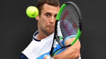 Györe László továbbjutott a szardíniai tenisztornán
