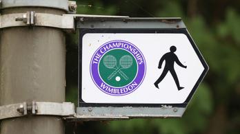 Három forgatókönyvvel készülnek Wimbledonra