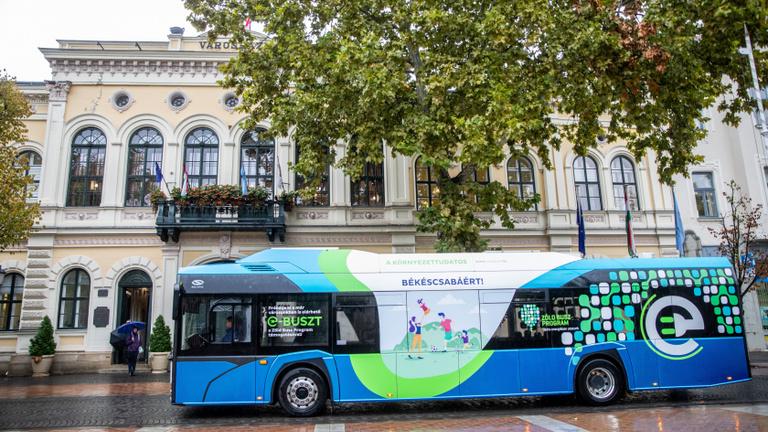 Tovább terjed a zöld busz program