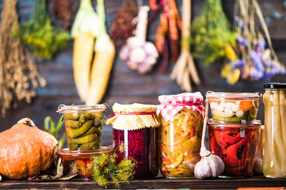 fermentált kaják