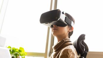 Veszélyes a gyerekre a VR?