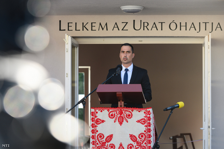 Óvádi Péter fideszes országgyûlési képviselõ