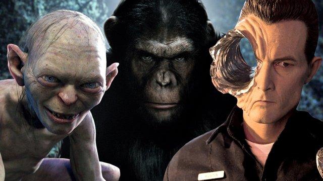 Top 10 CGI filmkarakter