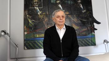 Mintegy negyven művét adományozta a Szépművészeti Múzeumnak Lakner László