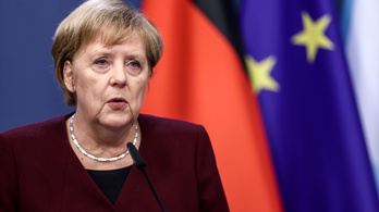 Otthonmaradásra szólította fel a lakosságot Angela Merkel