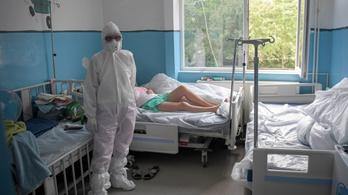 Román államtitkár: a román egészségügy elvesztette a Covid elleni harcot