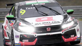 Tassi második, Guerrierié a WTCR pole pozíciója a Hungaroringen