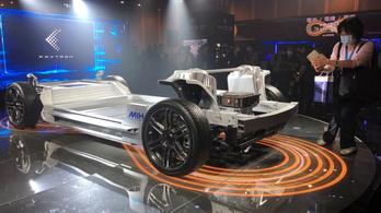 Jön az elektromos autók Androidja