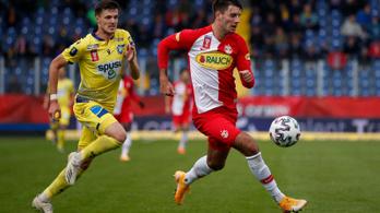 Szoboszlai Dominik gólpasszözönnel repíti a Salzburgot