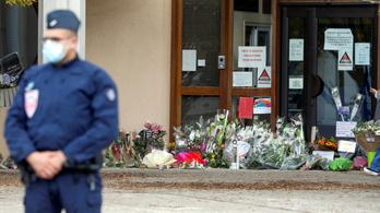 Végzett egy pokolfajzattal, aki becsmérelte Mohamed prófétát – írta a Twitterre a francia tanár gyilkosa