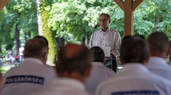 Ismét Túrós András az Országos Polgárőr Szövetség elnöke