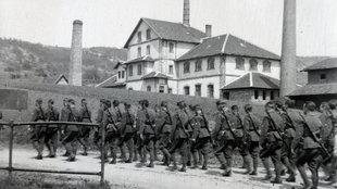 Dunakanyar a világháborúkban