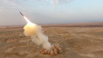 Irán szerint véget ért az őt sújtó fegyverembargó