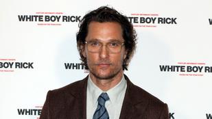 Matthew McConaughey édesapja szex közben halt meg