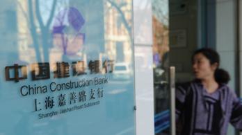Lépett a kínai bankfelügyelet, bánta egy óriásbank