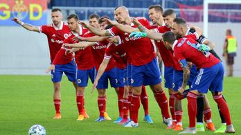 NB II: A Vasas négy, a Békécsaba öt gólt szerzett