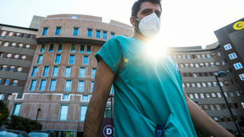 Milánóban csaknem megteltek a kórházak