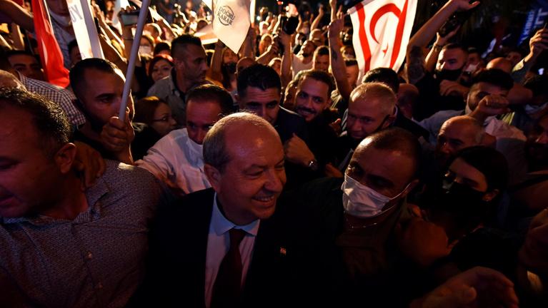 Észak-Ciprus marad a jelenlegi kétállami megoldás mellett