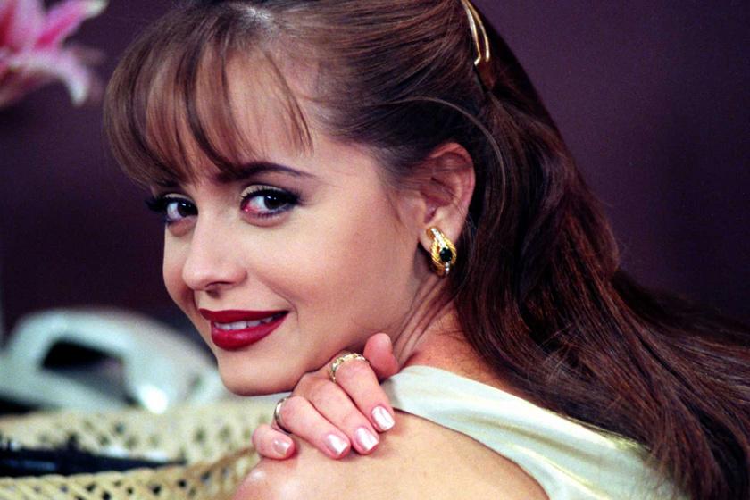 Gabriela Spanicot alig ismertük fel az esti műsorban: rövid, fekete hajjal állt színpadra