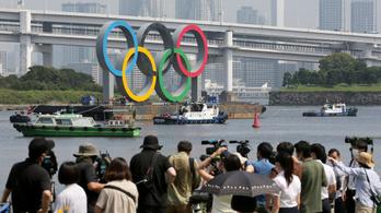 Tokiói olimpia: Covid-központ is lesz