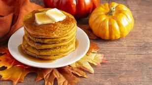 Palacsinta is készülhet a maradék sütőtökből, mutatjuk, hogyan csináld!