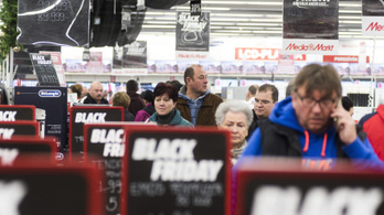 Szürkébb lehet az idei Black Friday