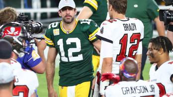 A szezon egyik legnagyobb csalódását okozta a Brady-Rodgers csata