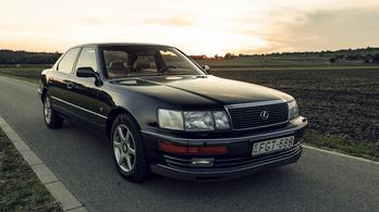 Lexus LS400 UCF10 4.0 V8 – 1991.