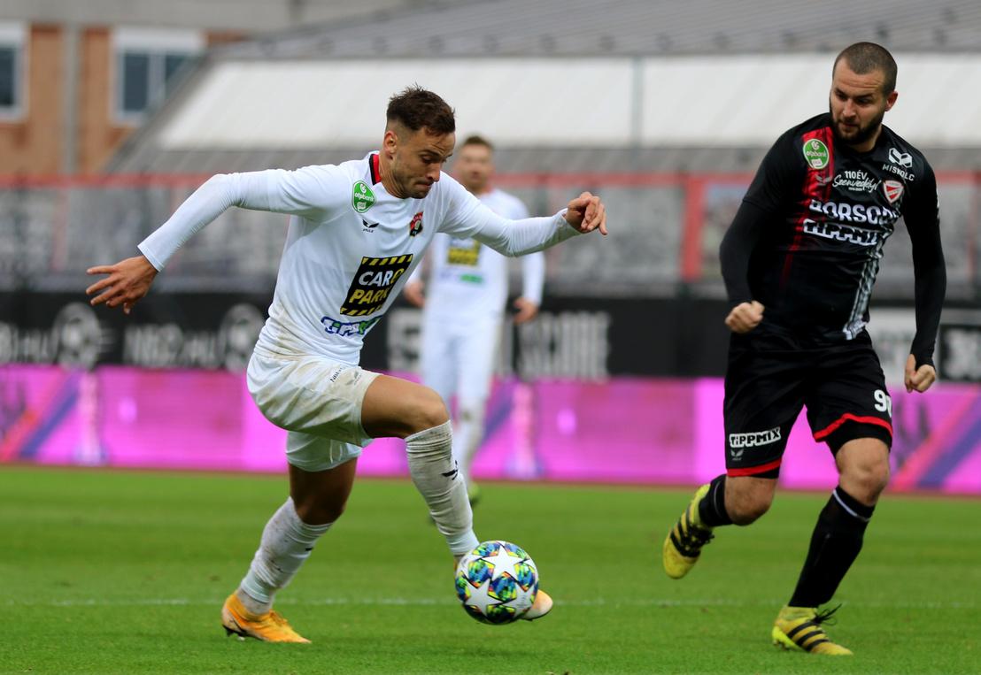 Ihrig-Farkas Sebestyén, a szombati győztes gól szerzője