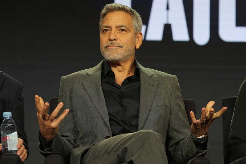 George Clooney filmes karrierje majdnem derékba tört - Ezért nem akartak vele dolgozni a rendezők