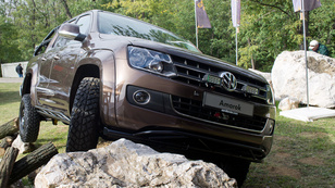 Megvolt: VW Amarok DC Highline Tiptronic 2.0 - 2012