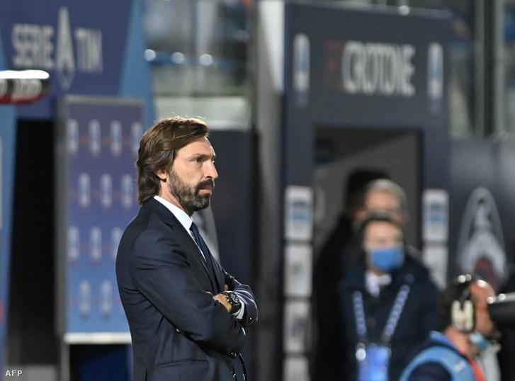 Andrea Pirlo készen áll a Bajnokok Ligájára