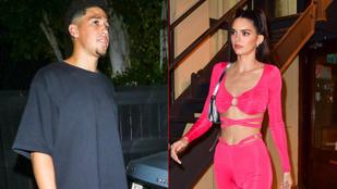 Kendall Jenner egy egy évvel fiatalabb kosarassráccal romantikázgat
