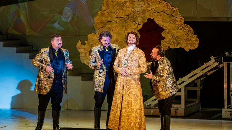 István, a király: elementáris erejű opera, aminek mindenki tudja a szövegét