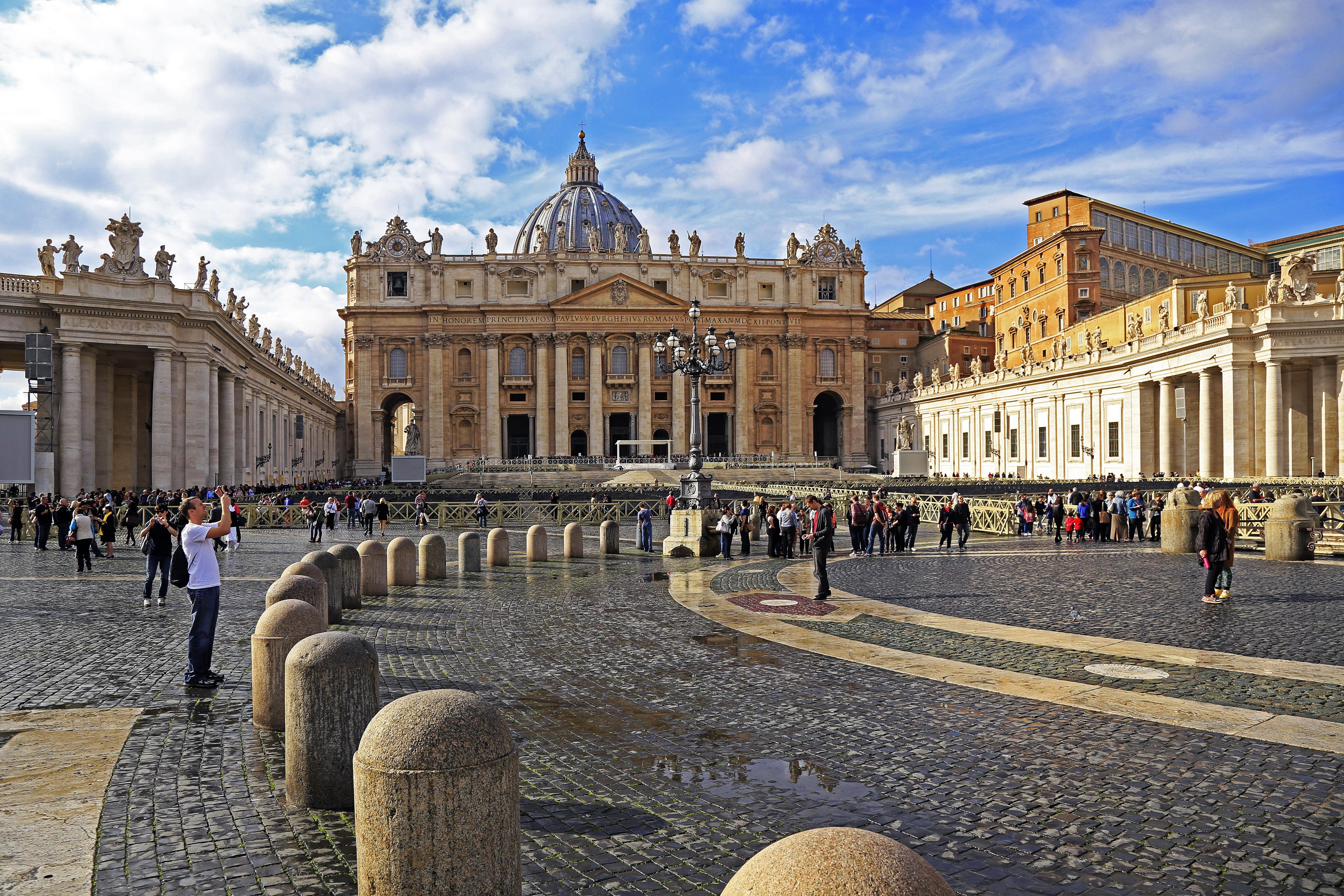 Hol található a képen látható bazilika?