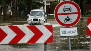 Felszabadult Borsod az árvíz alól